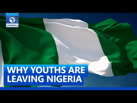 Why Are Young People Leaving Nigeria? | 4 July 2021