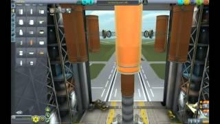 KSP: Whackeneering Episode 2: Lander legs and seperatron