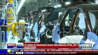 Pabrik Mitsubishi Motors Di Cikarang Akan Serap 3000 Tenaga Kerja