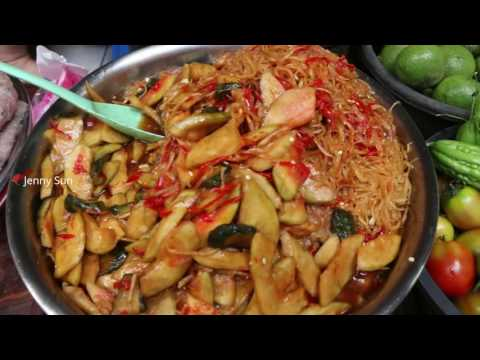 Market Food Compilations, Asian Market Street Food, Various Foods In Market