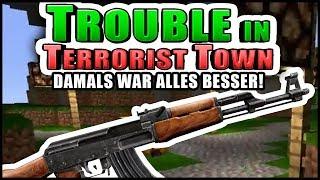 Komische altmodische Waffen! | Trouble in Terrorist Town! - TTT | Zombey