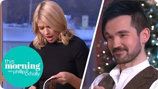 Colin Cloud Confuses Holly and Phillip With Another Astounding Illusion | This Morning