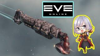 【凛堂りすと】EVE Online - Nereus Solo PvP 戦う輸送艦