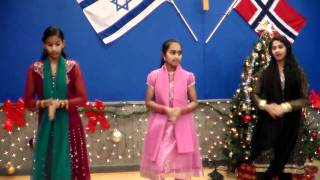 Betel Stovner (Tamil Christmas-2011) Dance Girls-1.MP4
