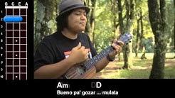 """""""Oye Como Va"""" (Santana) Ukulele Play-Along!"""