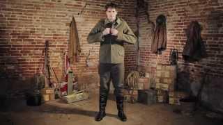 A Soldier's Kit - WW1 Uncut: Dan Snow - BBC