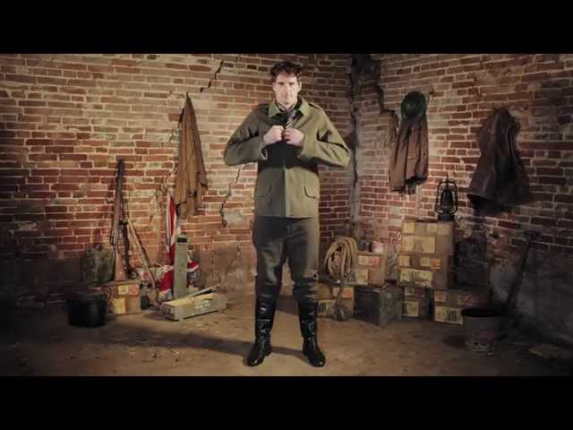 A Soldier's Kit – WW1 Uncut: Dan Snow – BBC