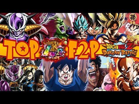 JE VOUS SPOIL MAIS VB LR EST 1ER !!! | TOP 11 LR GRATUIT F2P ! | DRAGON BALL Z DOKKAN BATTLE FR