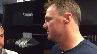 Jay Bruce on hot start with Tribe: