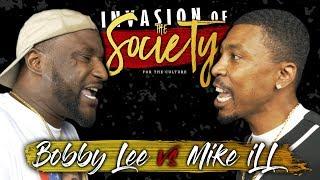 Bobby Lee vs Mike iLL - Chamber Battles: Invasion