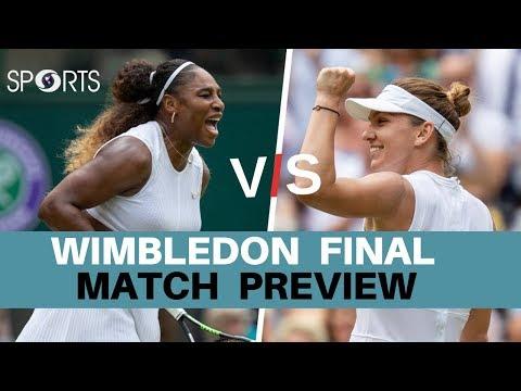 Simona Halep v Beatriz Haddad Maia highlights - Wimbledon 2017 second round from YouTube · Duration:  2 minutes 5 seconds
