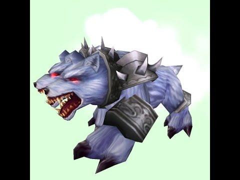 Full Guide   Tame The Kurken Exotic Pet for Hunter Horde   Azuremyst Isle  World of Warcraft
