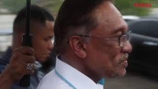A day with Anwar on the campaign trail