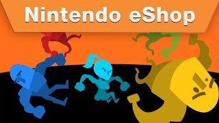 Nintendo eShop – Runbow GDC 2015 Trailer