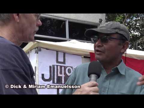 Honduras: En huelga de hambre contra la reeleccion de Juan Orlando Hernández