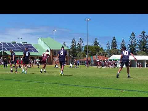 VIC 15s vs QLD - Video 4/18 - Pan Pacific Games 2017
