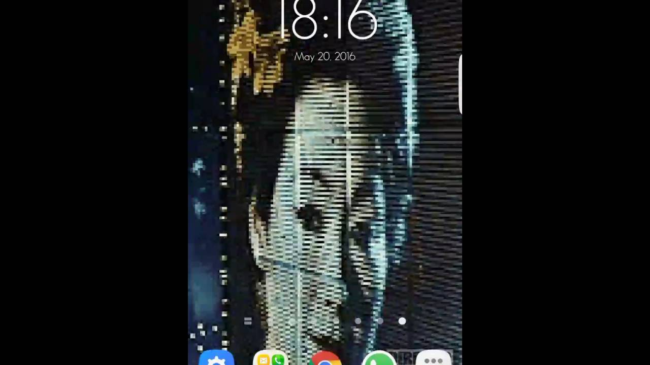make live wallpaper for android phone