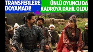 ATV Kuruluş Osman dizisi transferlere doymadı ünlü isim ka…