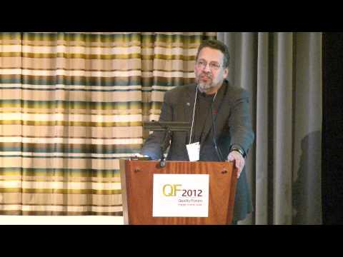 Quality Forum 2012 - Social Media Camp - Pat Rich Keynote