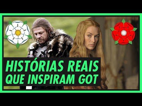 Download Youtube: HISTÓRIAS REAIS QUE INSPIRARAM GAME OF THRONES