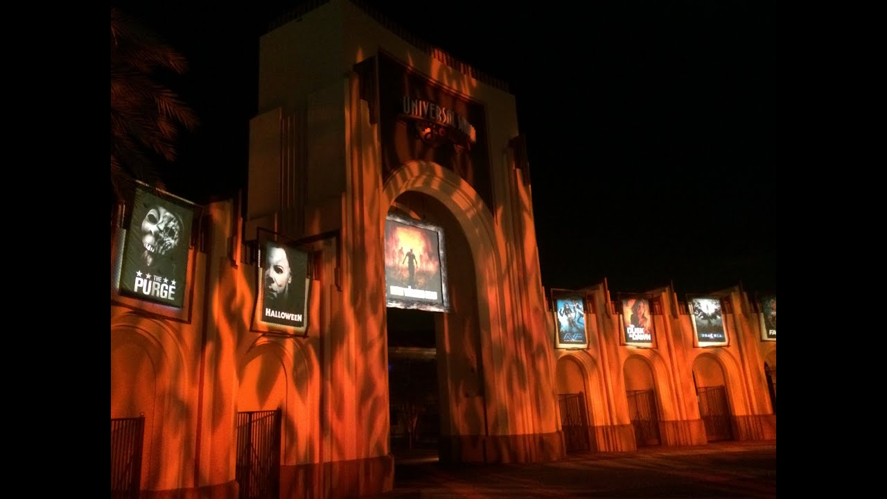 A Beginner's Primer Guide To Halloween Horror Nights 2015 ...