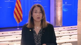Govern catalán busca voluntarios para reforzar Salud e Interior