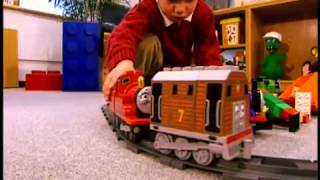 Thomas and friends Lego Duplo Commercial Ad