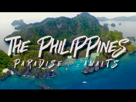 THE PHILIPPINES -  PARADISE AWAITS - Over 7000 islands!
