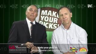 Pigskin Picks - College Football Week 9 #news #sports #pigskinContest