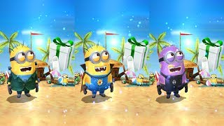 Despicable Me Episode 2 Minion Vacation Full Gameplay All Levels - Best f Minions