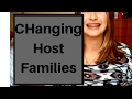 CHanging Host Families