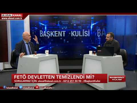Başkent Kulisi- 27 Haziran 2018- Prof. Dr. Emin Gürses- Erdem Atay- Ulusal Kanal