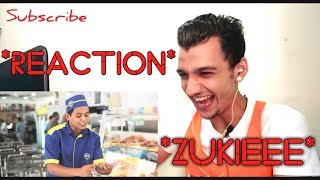 *REACTION* Only In Malaysia Mamak-Zukieee