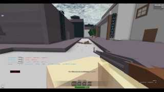 HOF 2013 Winner for Users' Choice, Best FPS: Call of ROBLOXia 5: ROBLOX at War