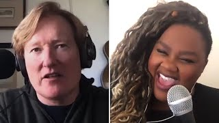 """Conan's Dating Advice For Nicole Byer: Don't Settle - """"Why Won't You Date Me?"""""""
