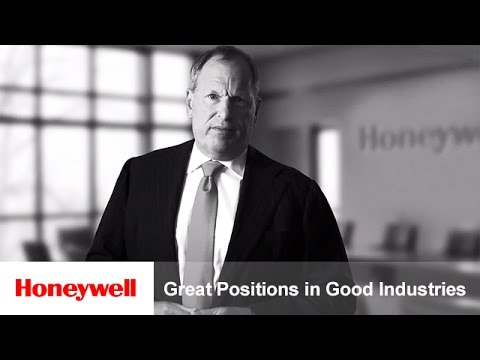 Honeywell Dave Cote - Great Positions in Good Industries | About Honeywell