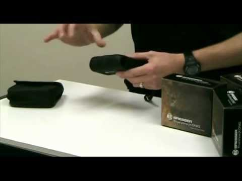 Bresser lr laser rangefinder youtube