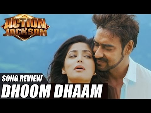 Dhoom Dhaam Song Review | Action Jackson |...