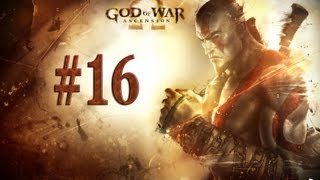God Of War Ascension Gameplay ITA Walkthrough Parte 16 - FINALE