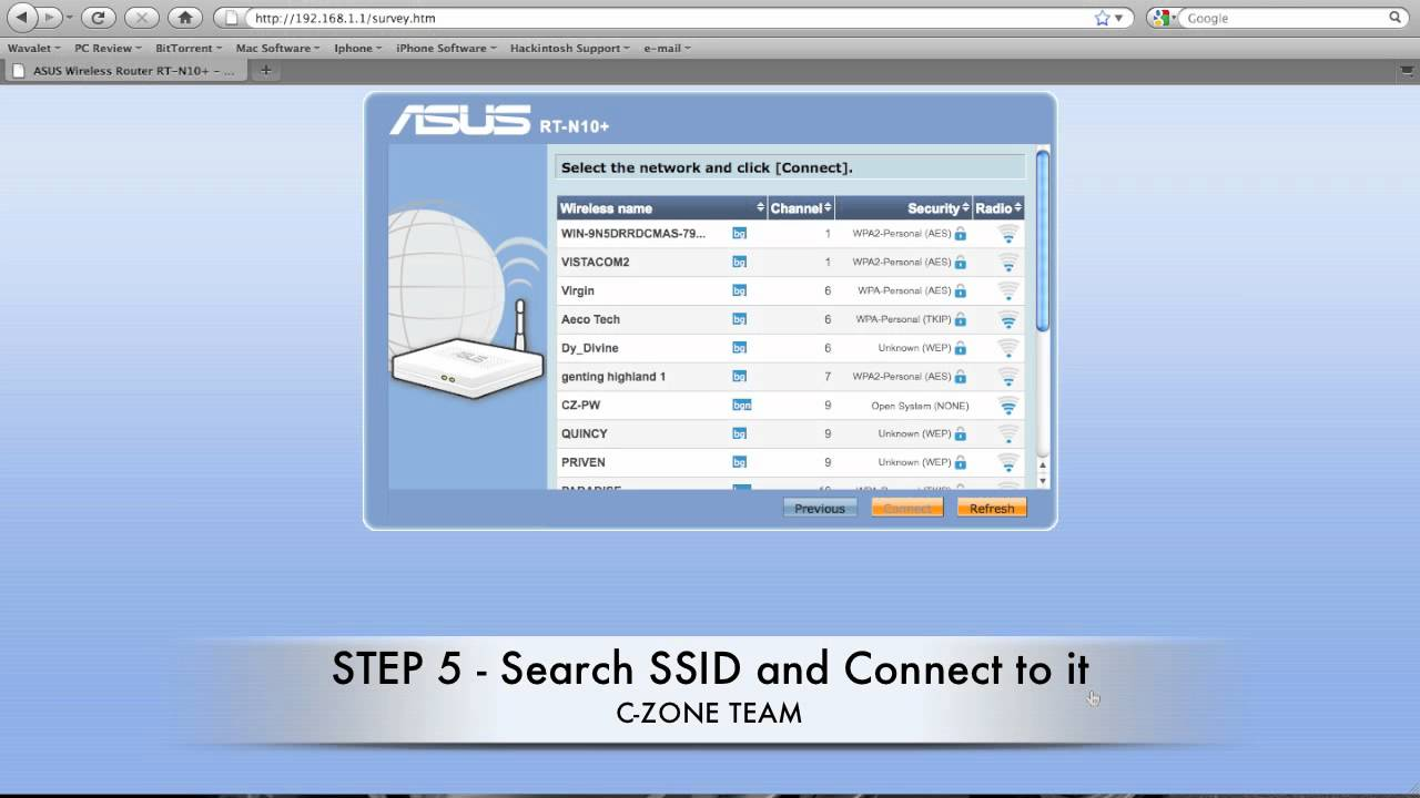 ASUS RT-N10 Plus D1 Router Download Driver
