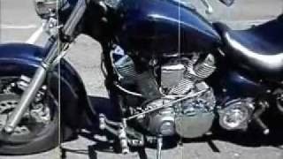 Roadstar 1600 Low Custom Softail Cruiser  At South Side Lions Park