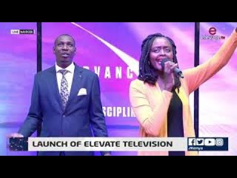 Download OFFICIAL LAUNCH OF ELEVATE TV PRESIDED BY PASTOR DR.WILFRED LAI - Live from Nairobi - Kenya- 19TH FE