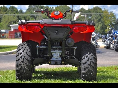 Can A 2016 Polaris Sportsman 570 Jump Short Review And Story