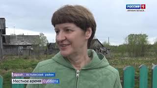 Выпускников станции Шурай Устьянского района провожает Валентина Казакова