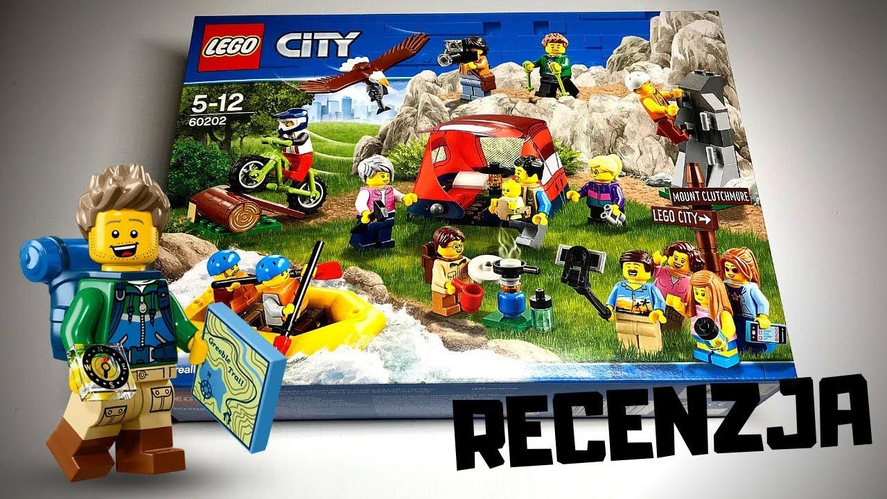 Lego City 60202 Niesamowite Przygody Recenzja Youtube
