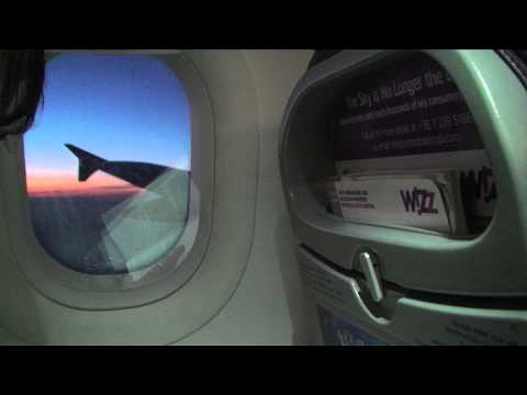 Flight Review: Onboard Wizz Air Flight W6 812. London Luton to Prague Václav Havel