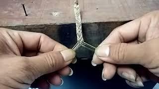 Cara  membuat  papan  tali  kaki  a...