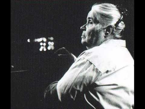 Tatiana Nikolayeva plays Schubert Sonata D.960