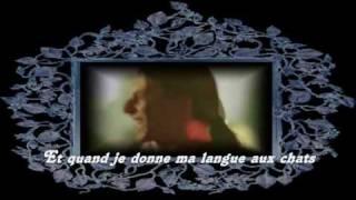 Alizee - Moi Lolita -  mit deutschen und französischen Lyrics