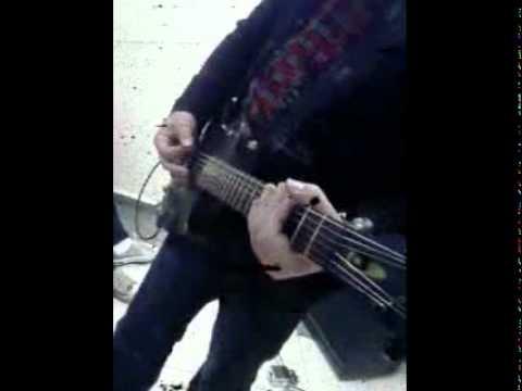 Rex Carroll Guitar Clinic, Mexico City 2011